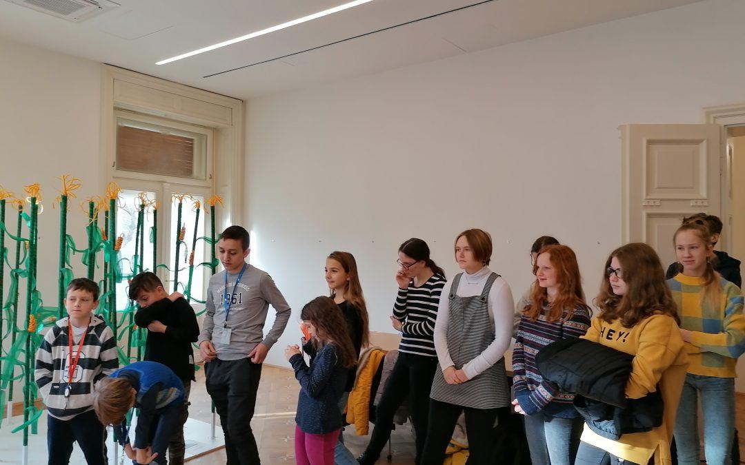 Likovna delavnica 5. LIKfesta – likovnega festivala Pionirskega doma