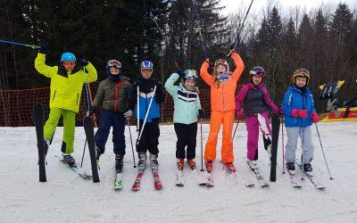 Zimska šola v naravi – Planinka, 2. dan