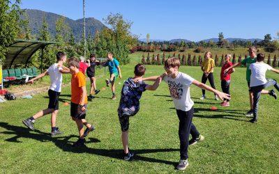 Tekaški športni dan – 9. razred