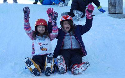 Zimski športni dan za 4. razrede