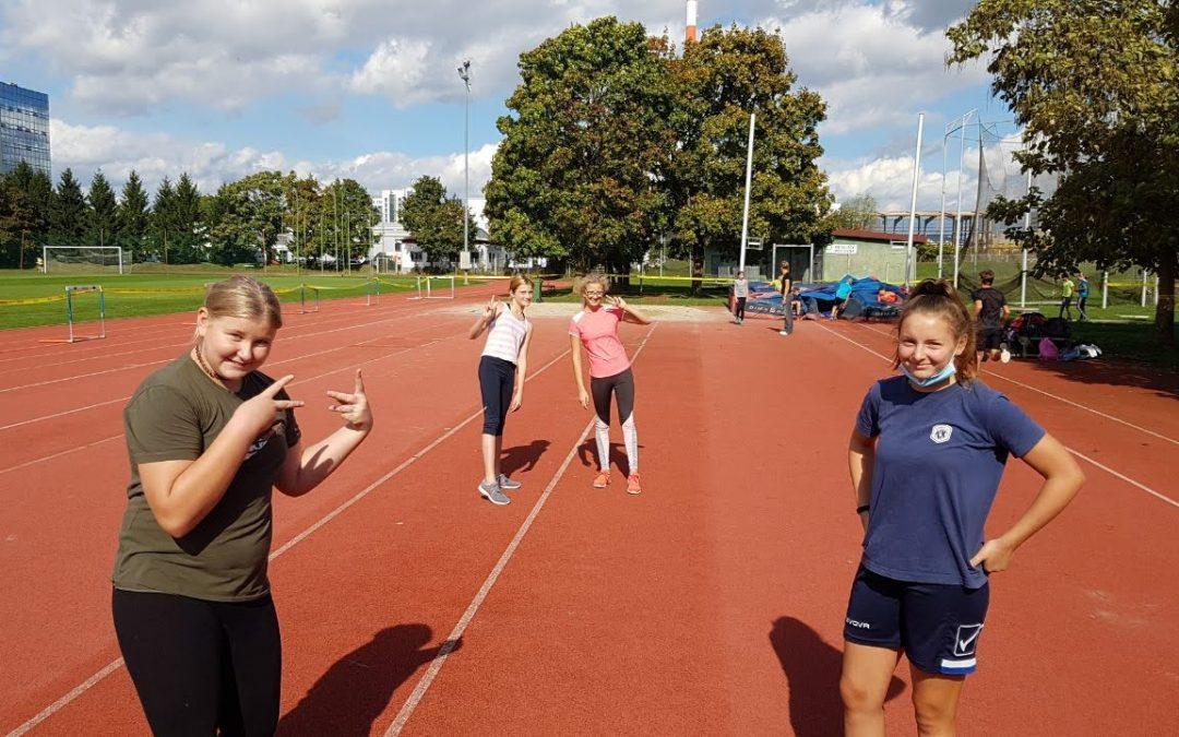 Šolsko področno tekmovanje v atletiki