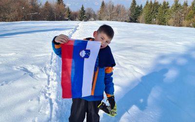 ŠPORTNI DAN – Objemimo Slovenijo