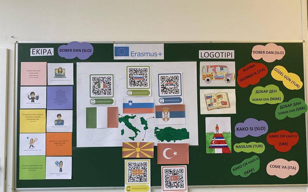 ERASMUS+, izmenjava učiteljev
